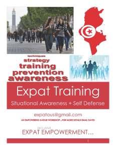 SASD Training Flyer